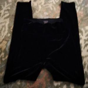 Assets Spanx soft black velvet XL.. Like Med.